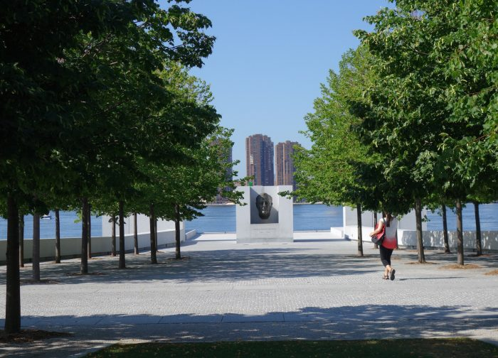 Forgotten in Full View: Jo Davidson at Franklin D. Roosevelt Four Freedoms Park. Part I