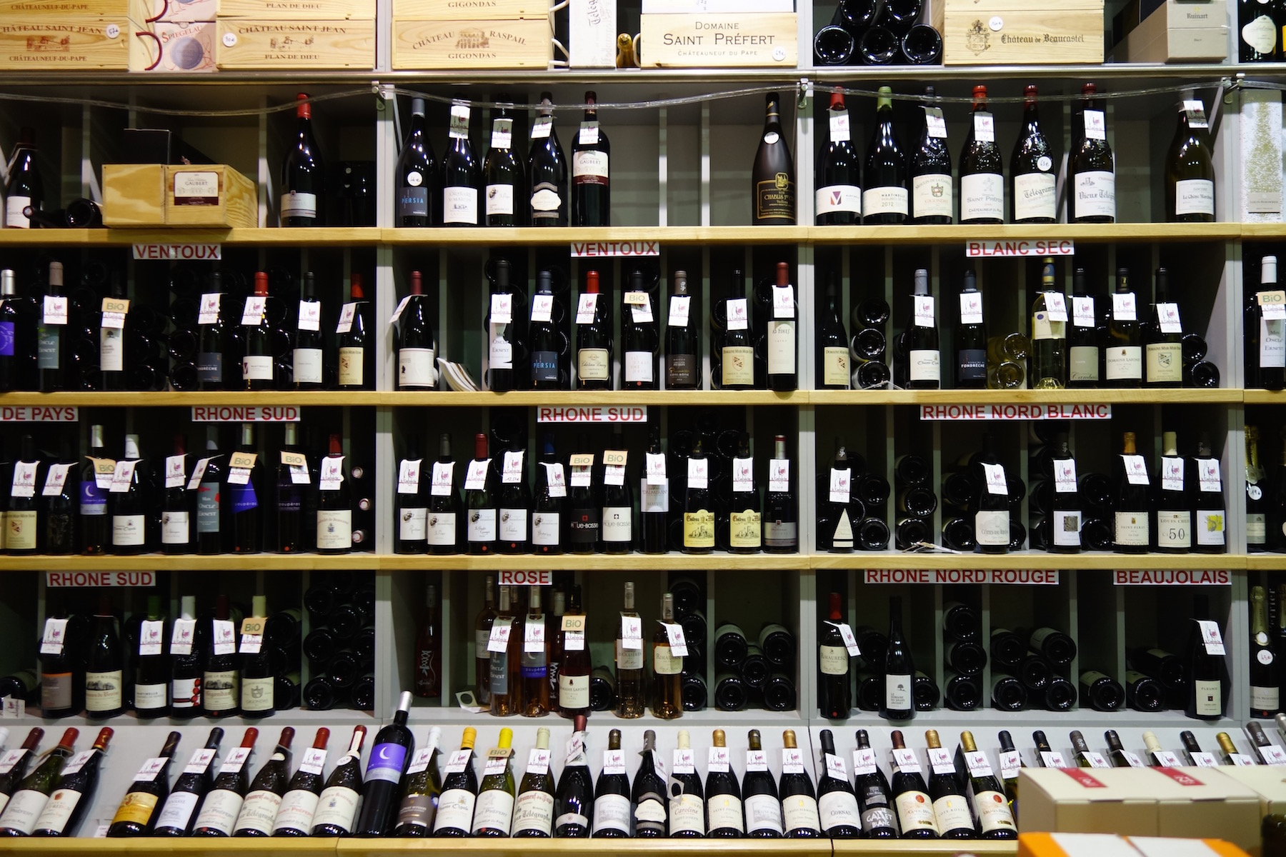 Selecting French Wines: The Steven Spurrier Effect