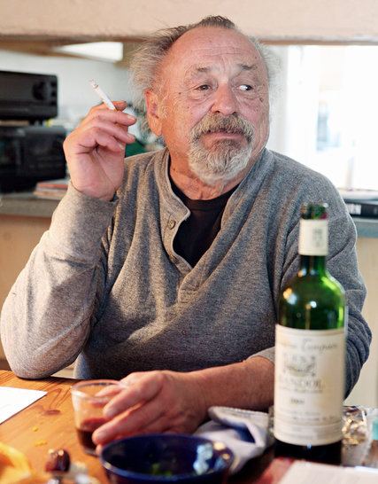 For the Writer Jim Harrison, a Bandol Red of the Domaine Tempier Was His Reverie, His Lyric.