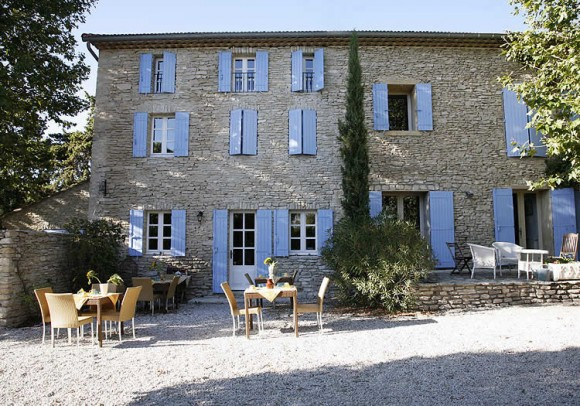 The Pampered Traveler: Le Mas des Busclats in L'Isle-sur-la-Sorgue – Provence
